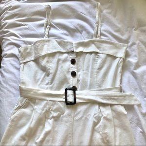Nasty Gal Pants & Jumpsuits - Nasty Gal Linen Jumpsuit